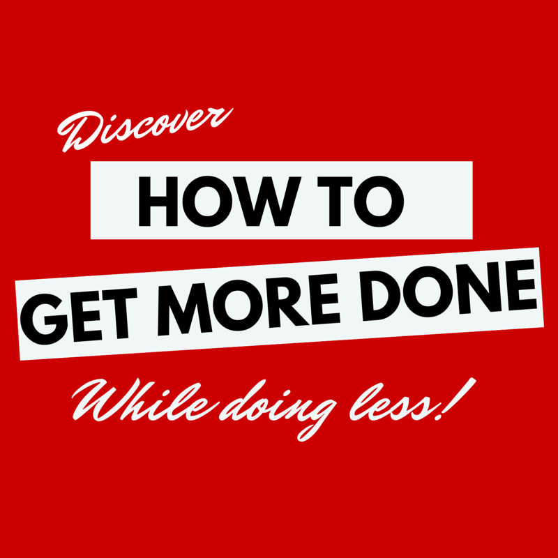 See how to improve your productivity today