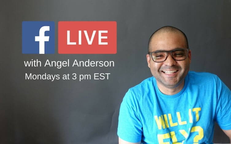 Join Angel Anderson Live