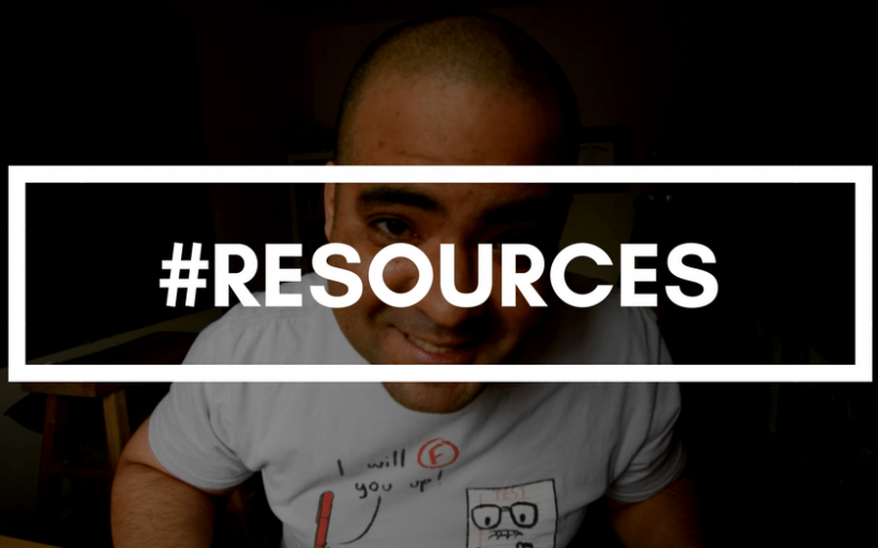 Resources I Use and Recommend